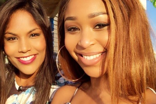 Minnie Dlamini Flaunts Her Gorgeous Body In New Bikini Pics