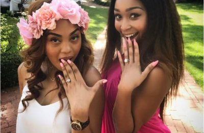 Minnie Dlamini Shares How Her Fiance Popped The Question