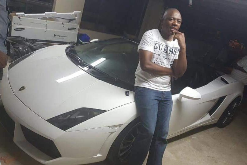 OR Tambo Heist Suspect Arrested After Buying R5-million Lamborghini