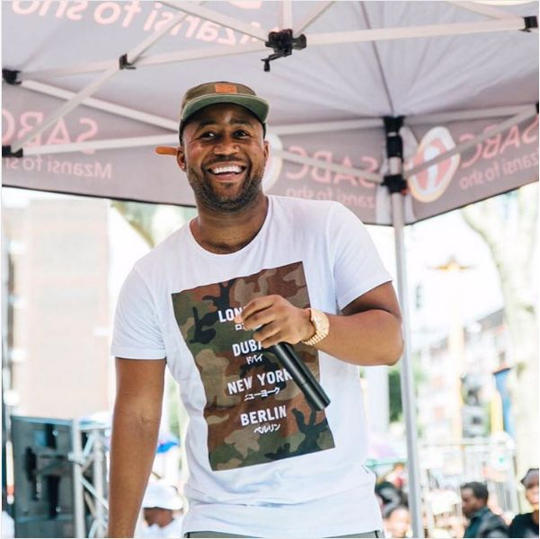 Watch! Cassper Gets Pampered Whilst You Busy Hating