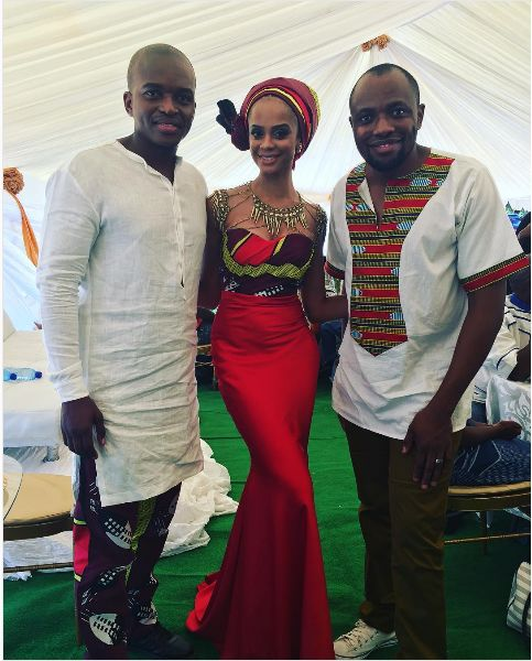 Naked Dj Is Married Check Out Pics Inside His Traditional