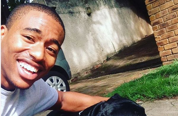 Actor And TV Presenter Jesse Suntele Tries His Hand At Rapping