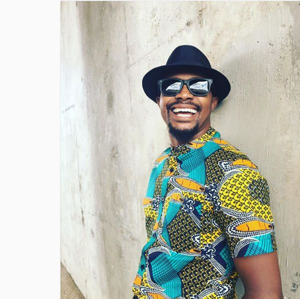 Actor Kagiso Modupe Drops A New Single
