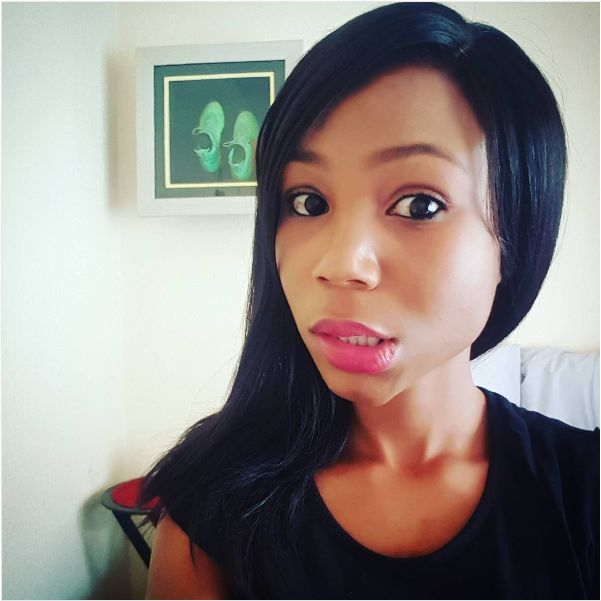 Amanda Manku Denies Being Caught Up In A Love Triangle