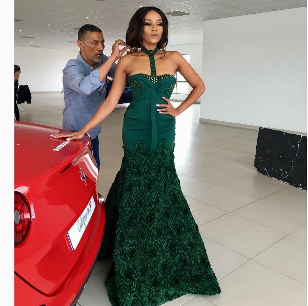 Bonang Matheba's Resignation Letter Revealed