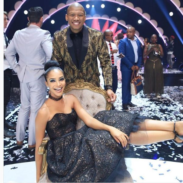 Check Out Liesl Laurie's Sweet B'day Message To Her Man Proverb