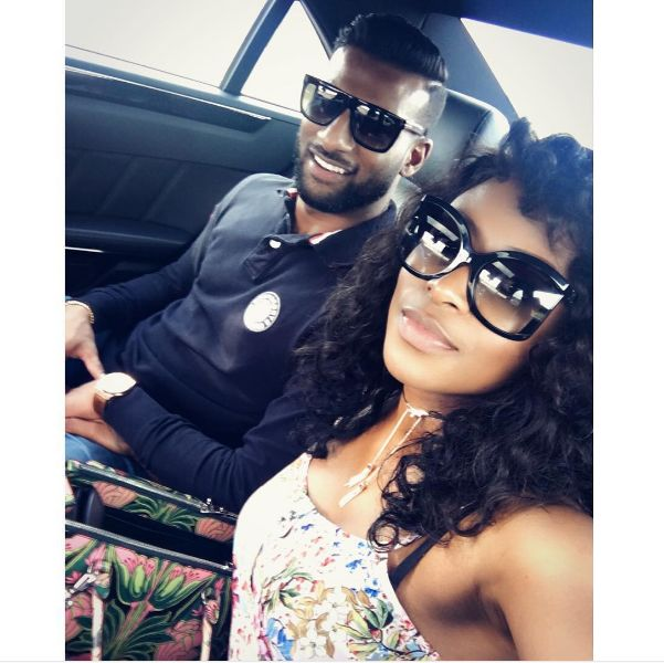 DJ Zinhle Wishes Her Man A Happy Birthday