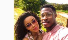 """God Made You With Me In Mind,"" Dineo Sends Cutest B'day Shoutout To Her Man Solo"