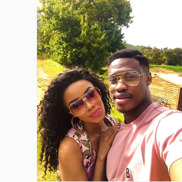 """""""God Made You With Me In Mind,"""" Dineo Sends Cutest B'day Shoutout To Her Man Solo"""