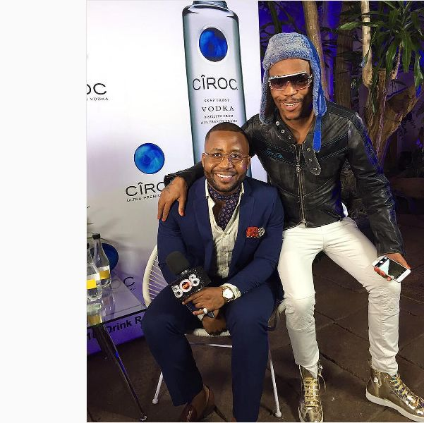 Ha! Somizi Throws Major Shade At Riky Rick