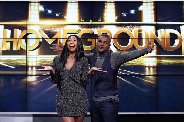 Minnie Dlamini And Lungile Radu Team Up For A New Sports Show