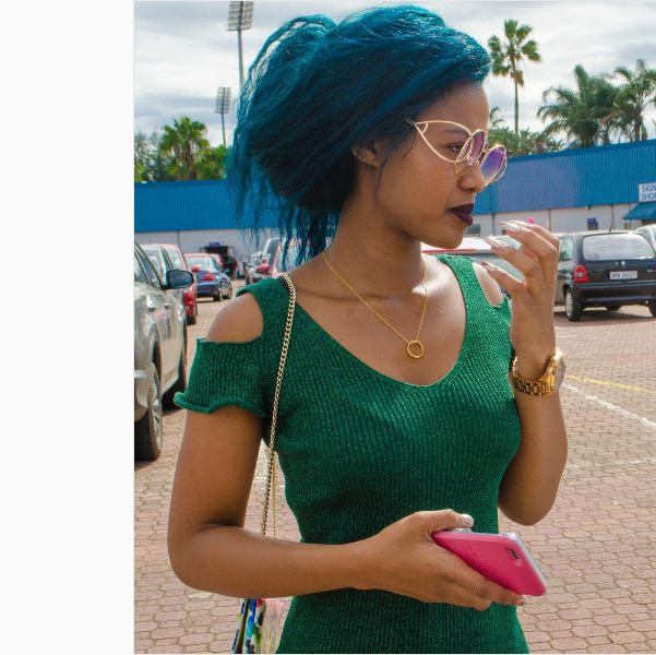 Oh No! Babes Wodumo Announces She's Single