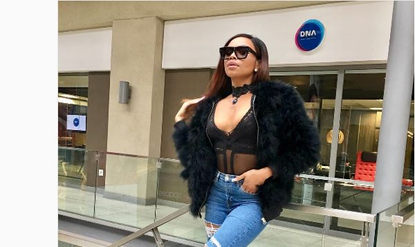 Pics! Bonang Lives It Up In New York City