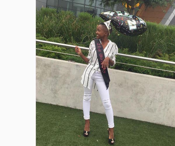 Pics! Mvelo Makhanya Celebrates Her 21st Birthday In Style