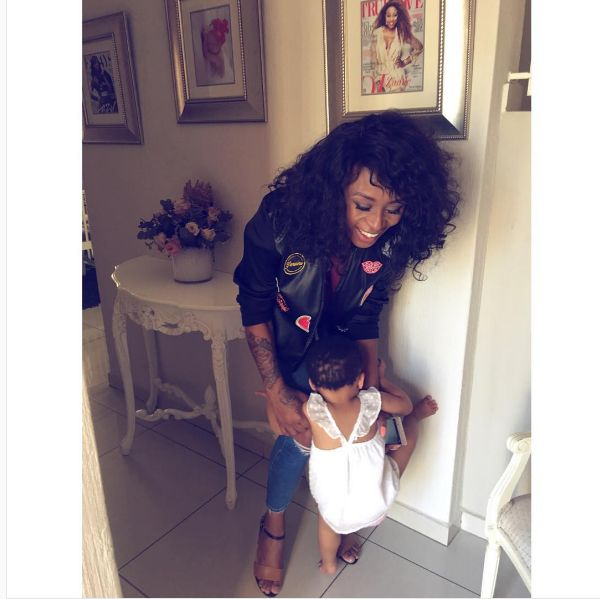 'She's My Child, I'll Do What I Want,' DJ Zinhle Defends Decision To Hide Kairo