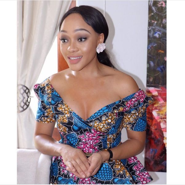 Thando Thabethe Becomes The First Woman Ever To Host The 5FM Drive Show