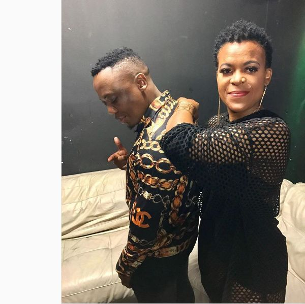 Zodwa WaBantu Blasts Zim Actress Who Had Her Banned - OkMzansi