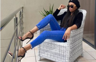 Watch! This Video Of Bonang Consoling Her Fan Will Make Your Day