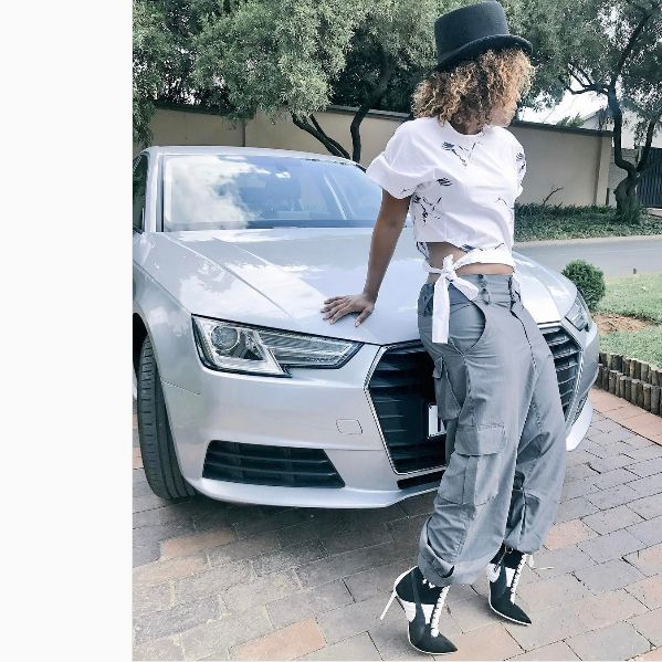 B*tch Stole My Look! Nomzamo Vs DJ Zinhle: Who Wore It Best?