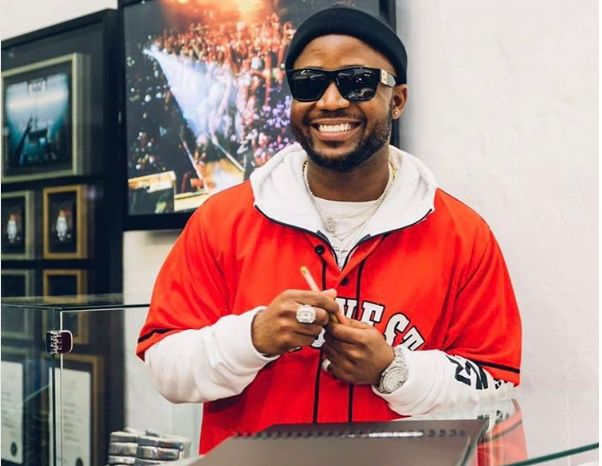 Cassper Lists All His Cars And Designer Watches In A Savage Clapback