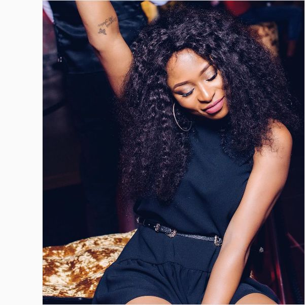 DJ Zinhle Rubbishes 'Ritual' Claims To Get Rid Of 'Bad Luck'
