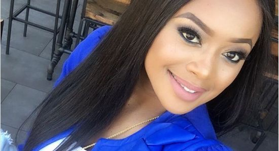 Lerato Kganyago Blesses Herself With A New Ride