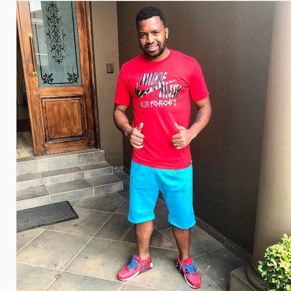 Meet Itu Khune's Rumored New Bae Actress Kamo Letsosa