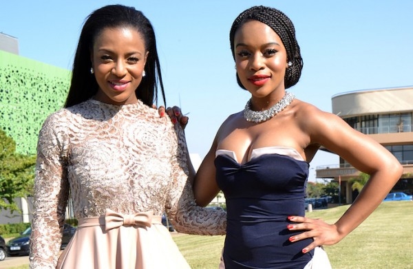 Nomzamo And Jessica Nkosi To Work Together On A New Show
