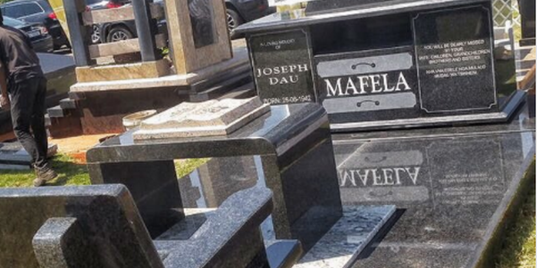 SA Celebs And Their Expensive Tombstones