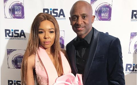 Arthur Mafokate And Cici Take Their Fight To Social Media