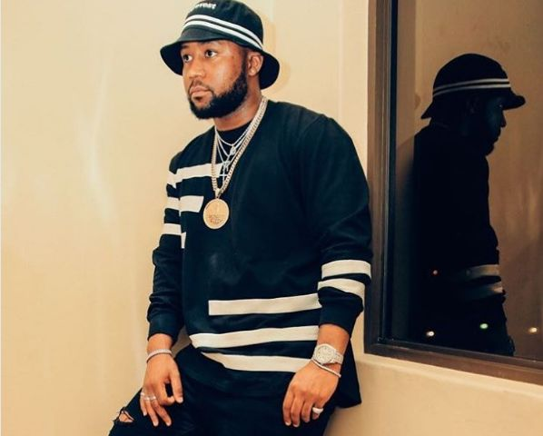 Cassper Sends A Hater Packing With Classy Clap Back