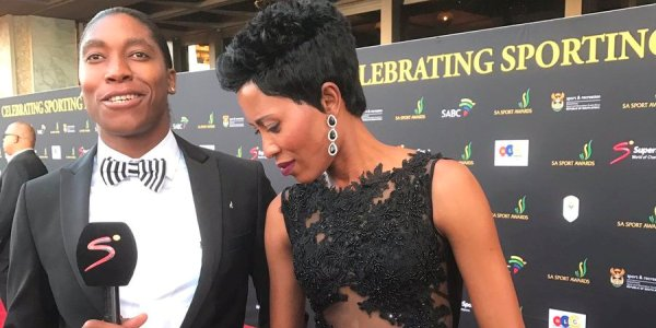 Photo of Caster Semenya Sends A Sweet Birthday Message To Her Wife!