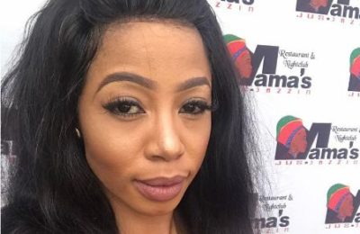 """I Feel So Robbed,"" Kelly Khumalo On Losing Senzo Meyiwa"
