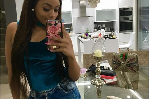 Pics! Bonang Shows Off Her Long Legged Model Body In Namibia
