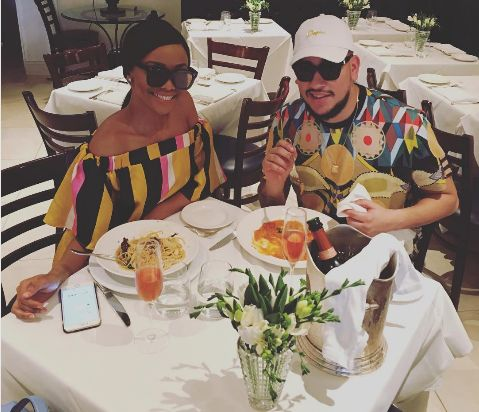 Pics! Check Out How AKA Celebrated Bonang's Birthday