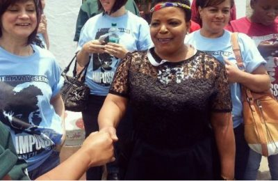 Rebecca Malope Admits She Was Clueless About Her 'Dr' Status