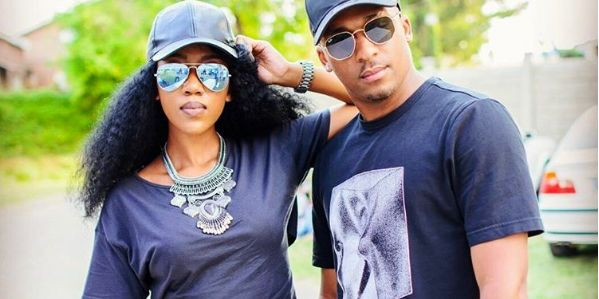 TK Dee Sends His TV Sister Sihle Ndaba A Sweet B'day Shoutout