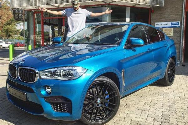 Was That Shade? Cassper Says BMW X6 Ain't That Expensive