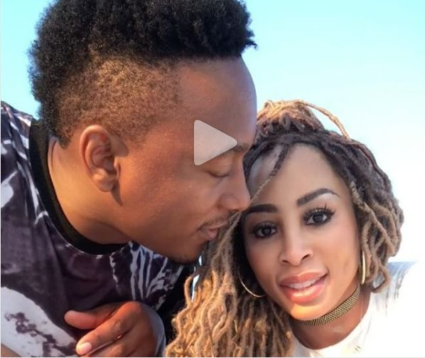Anele Mdoda Sends Her Boyfriend The Sweetest Birthday: Watch! Khanyi Mbau's Cute B'day Shoutout To Her Bae