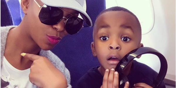 Watch! Nhlanhla Nciza Celebrates Her Son's 5th Birthday