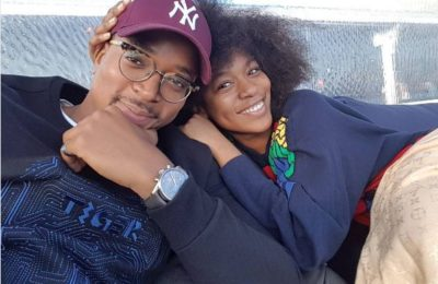 Lol! Maps Maponyane Is The Ultimate Boyfriend Goals