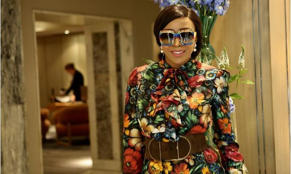 Fikile Mbalula's Ex Lover Joyce Molamu And Uyanda Mbuli In Messy Love Triangle Drama