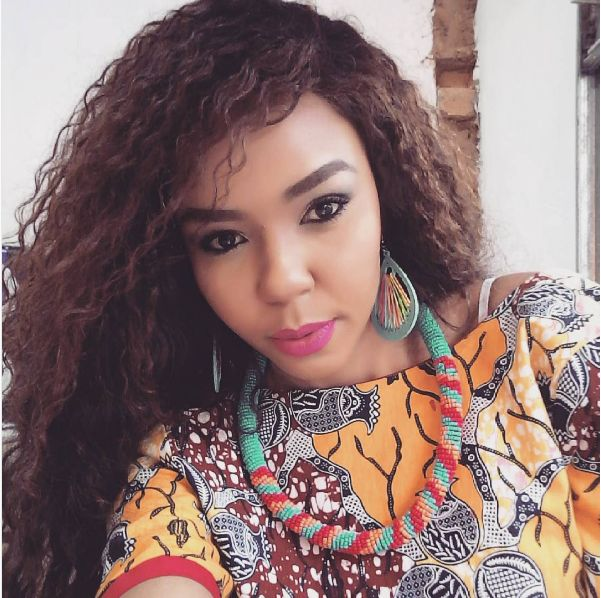 ICYMI! Cici Has Joined Ambitiouz Entertainment