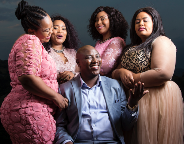 Musa Mseleku Explains How He Manages To Satisfy His 4 Wives In The Bedroom