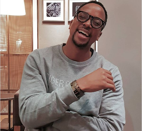 LOL! Maps Maponyane Jokes About Not Being A Talented Footballer Like His Famous Father
