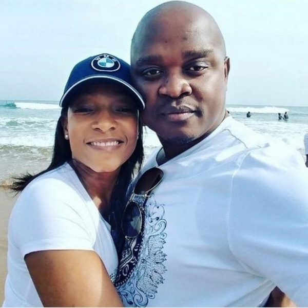 Palesa Madisakwane's Ex Ben 10 Nico Snatches Stylist Shaun's Girlfriend