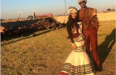Rapper Solo Gushes Over His Bae Dineo On Her Birthday