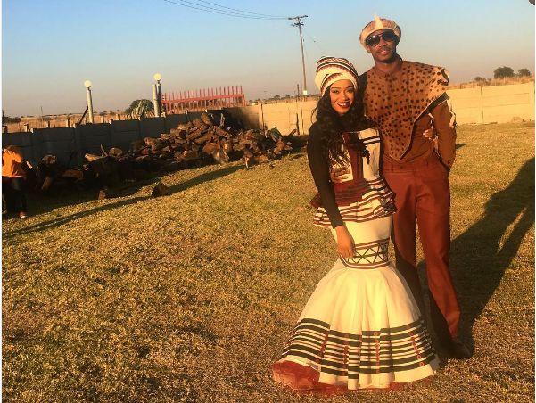 Dineo Moeketsi's Super Private Wedding Plans Revealed
