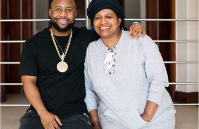 Read The Message Cassper's Mom Sent Him After Watching 'Superman' Video