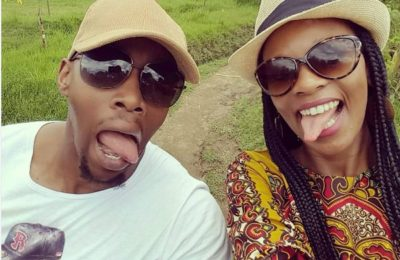 Salamina Mosese Gives Hubby Howza A Sweet B'day Shoutout